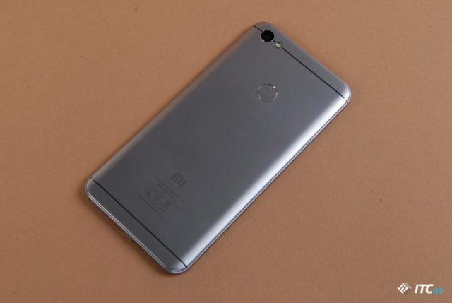Обзор Xiaomi Redmi Note 5A Prime - ITC.ua