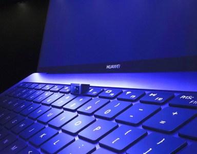 Ноутбук Huawei MateBook X Pro получил тонкие рамки дисплея и выдвигающуюся из клавиатуры веб-камеру