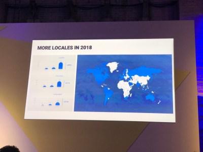 В этом году Google Assistant распространится на 38 новых стран и выучит 17 новых языков, включая русский