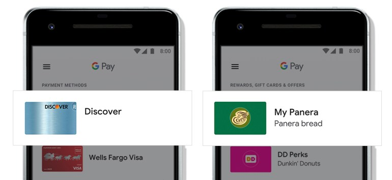 Google переименовала сервис Android Pay в Google Pay (G Pay)