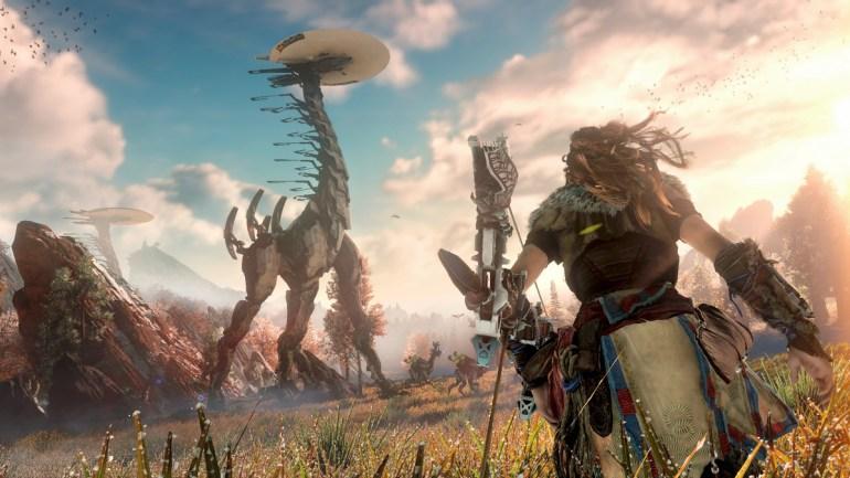 Horizon Zero Dawn: Начало. Первые четыре года разработки лучшей игры 2017 г.