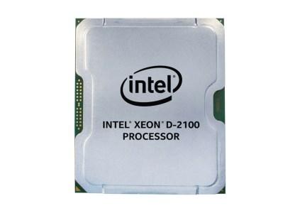 Intel анонсировала производительный процессор Xeon D-2100 для систем хранения данных, включающий до 18 вычислительных ядер