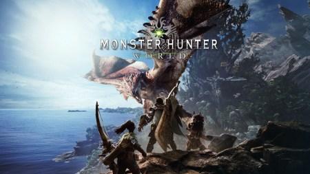 Monster Hunter World: мир вечной охоты