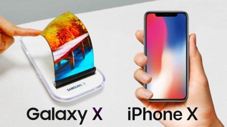 Слухи: Смартфон Samsung Galaxy S9 станет последним в линейке S, следующий флагман назовут Galaxy X (возможно потому, что он будет гибким)