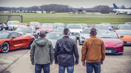 Юбилейный 25-ый сезон автошоу Top Gear стартует 25 февраля 2018 года, в честь анонса создатели опубликовали очередной трейлер