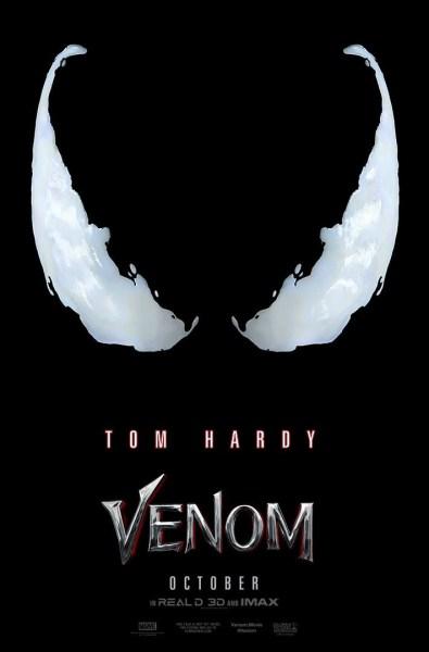 """Вышел первый тизер-трейлер фильма Venom / """"Веном"""" об одноименном суперзлодее из вселенной Spider-Man с Томом Харди в главной роли"""