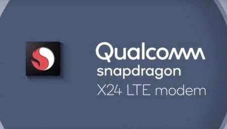 Новый модем Qualcomm Snapdragon X24 LTE поддерживает скорости до 2 Гбит/с