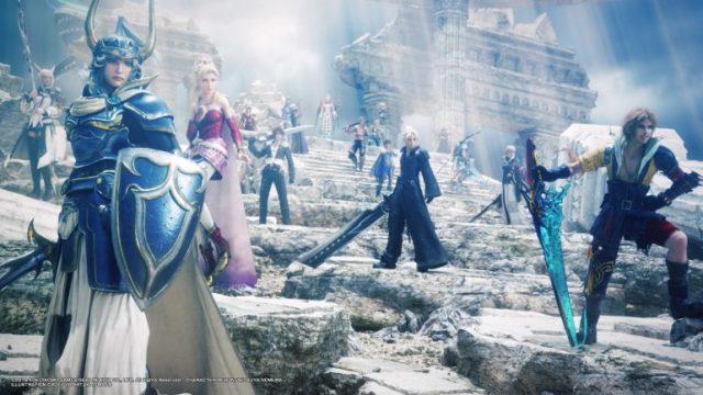 Dissidia Final Fantasy NT: не все фантазии одинаково увлекательны - ITC.ua