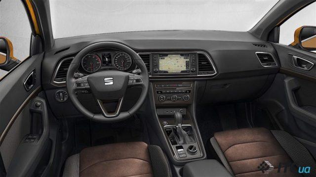 Дизельная дуель: Mazda CX-5 против SEAT Ateca - ITC.ua
