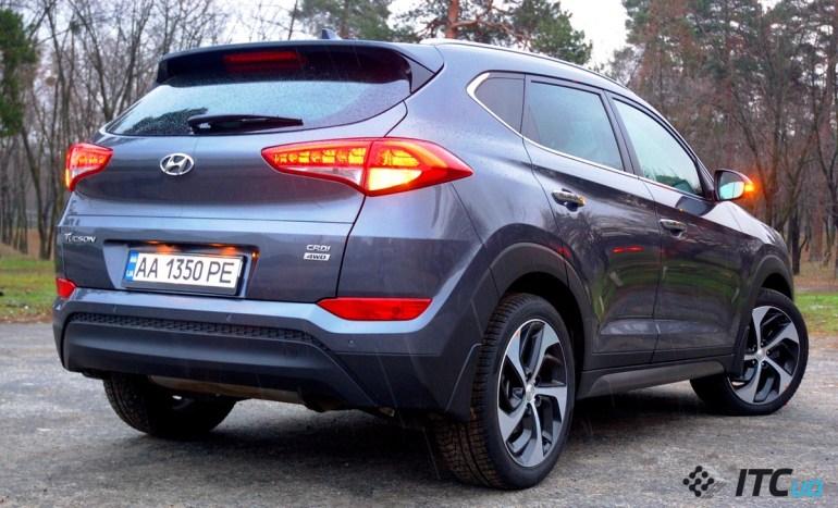 Hyundai Tucson: не спешите встречать «по одежке», изучите его «по уму»