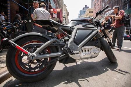 Первый серийный электроцикл Harley-Davidson выйдет в 2019 году