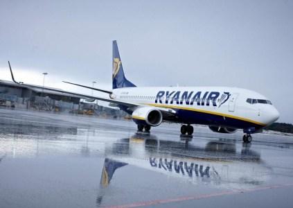 Украина ещё раз договорилась с Ryanair, лоукостер начнёт полёты этой осенью