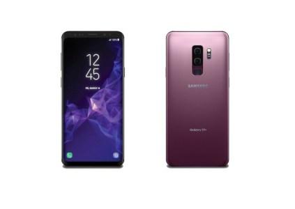 Новые рендеры Samsung Galaxy S9 говорят о переделанном сканере отпечатков пальцев и цветовом исполнении Lilac Purple