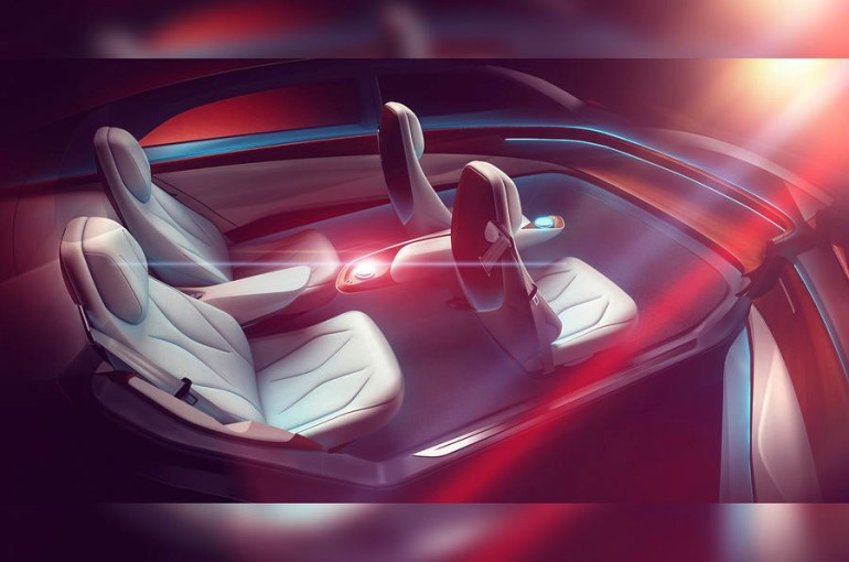 Volkswagen привезет на Женевский автосалон концепт автономного седана премиум-класса I.D. VIZZION с батареей на 111 кВтч и запасом хода 665 км