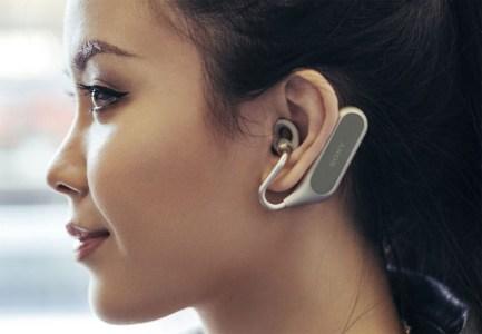 Беспроводные наушники Sony Xperia Ear Duo без шумоподавления поступят в продажу в мае по цене $280