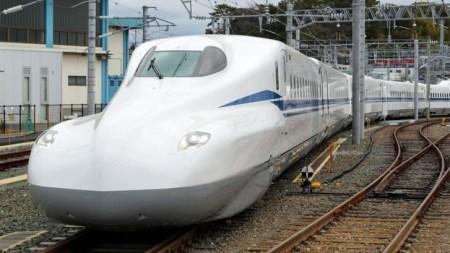 В Японии показали новое поколение знаменитого поезда-пули («Синкансэн»)