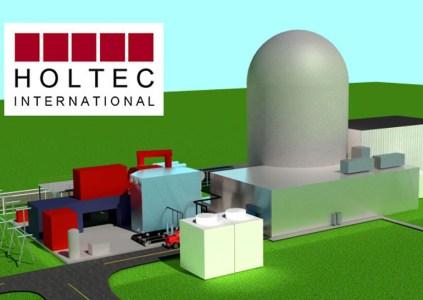 В Украине будут использовать малые модульные ядерные реакторы SMR-160 компании Holtec International