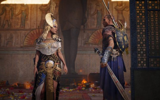 Assassin's Creed Origins – The Curse Of The Pharaohs: на тот свет и обратно - ITC.ua