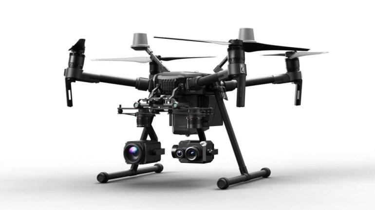 Программное обеспечение DJI для промышленных дронов и управления флотом выводит коммерческие дроны на новый уровень