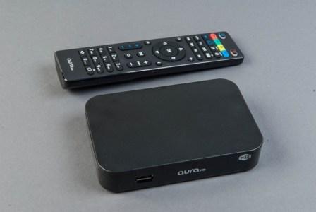 Обзор медиаплеера Aura HD Pro