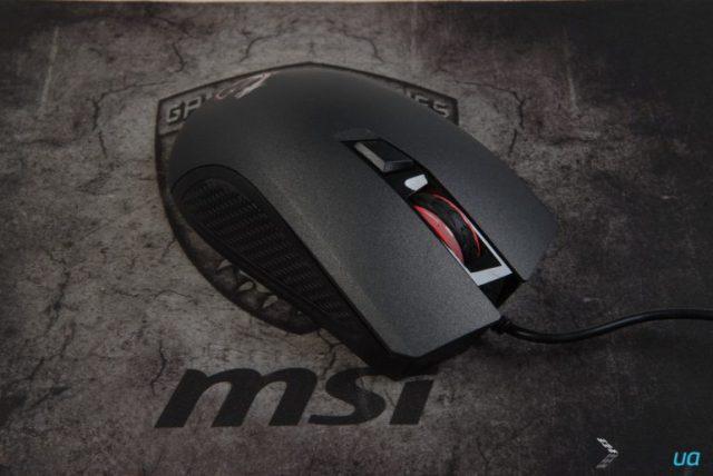 Обзор игрового комплекта MSI Vigor GK40 - ITC.ua