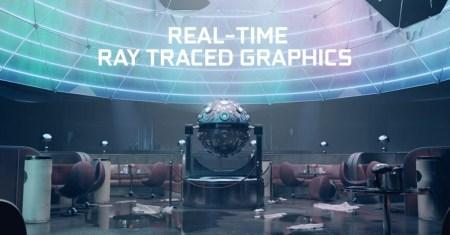 Metro Exodus станет первой игрой на ПК с поддержкой технологии трассировки лучей NVIDIA RTX