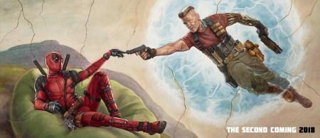 Финальный трейлер супергеройского фильма Deadpool 2 / «Дэдпул 2»