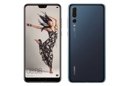 Прямая трансляция презентации смартфонов серии Huawei P20 [завершена]