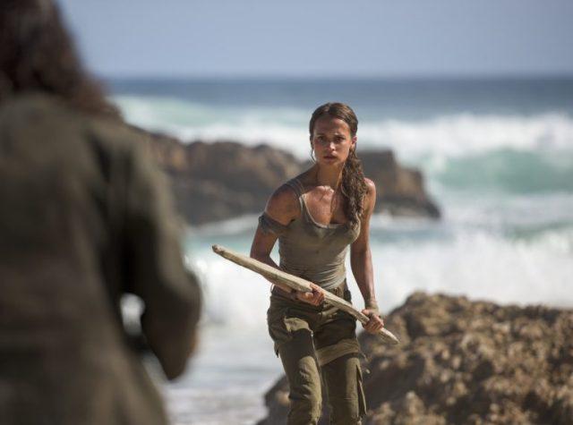 Tomb Raider / «Расхитительница гробниц: Лара Крофт» - ITC.ua
