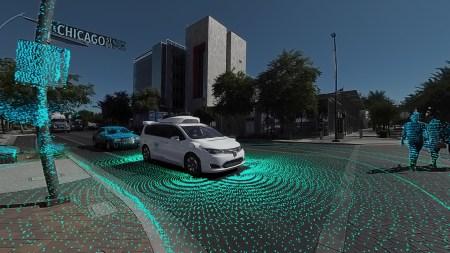 Waymo опубликовала панорамное видео, которое демонстрирует работу автономной системы управления и позволяет почувствовать себя пассажиром беспилотного такси