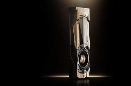 Видеокарты NVIDIA на базе архитектуры Volta получат поддержку технологии трассировки лучей в реальном времени