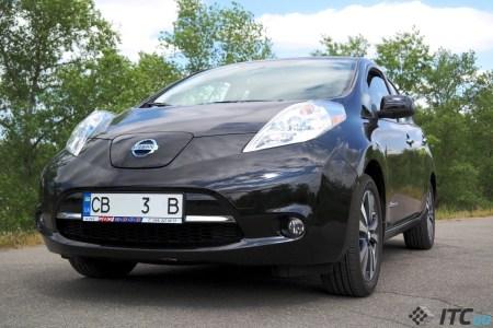 МВД: В Украине уже зарегистрировано 6613 электромобилей, 81% рынка занимает Nissan Leaf (из них 80% – подержанные)