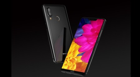Sharp называет новый Aquos S3 самым компактным 6-дюймовым смартфоном