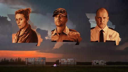 Three Billboards Outside Ebbing, Missouri / «Три билборда на границе Эббинга, Миссури»