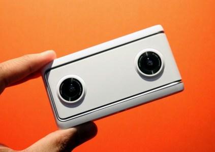 Камера Lenovo Mirage для создания VR-контента уже доступна для предзаказа за $300