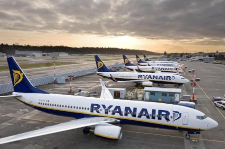 Стали известны первые маршруты Ryanair из Украины. Они почти полностью совпадают с направлениями Wizz Air