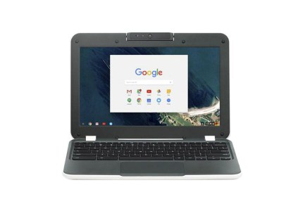 В коде Chromium OS найдено упоминание ноутбука Chromebook с сенсорным 4K дисплеем