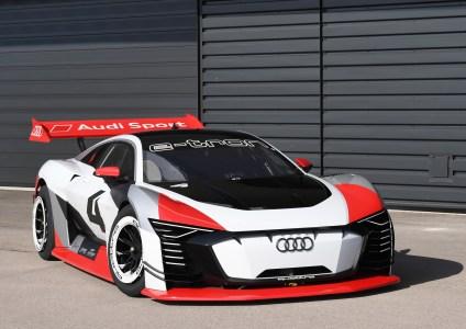 Audi превратила виртуальный концепт из игры для PS4 в реальный электромобиль Audi e-tron Vision Gran Turismo мощностью 815 л.с.