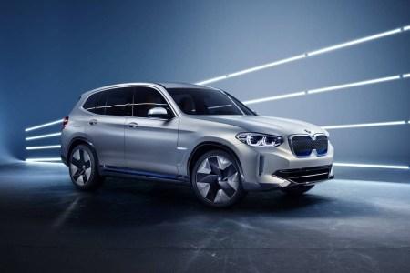 «Китайское качество»: Немцы будут серийно производить электрический кроссовер BMW iX3 только в Китае, после чего экспортировать его в Европу и США