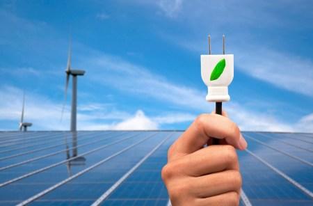 В первом квартале 2018 года внедрено больше мощностей возобновляемой энергетики, чем за весь 2016 год