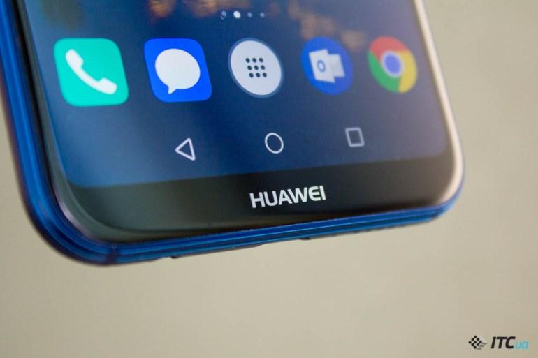 Обзор смартфона Huawei P20 Lite