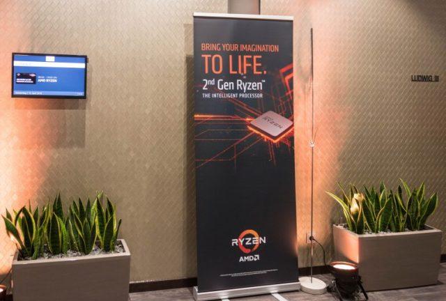 Второе поколение AMD Ryzen: наконец официальная презентация - ITC.ua