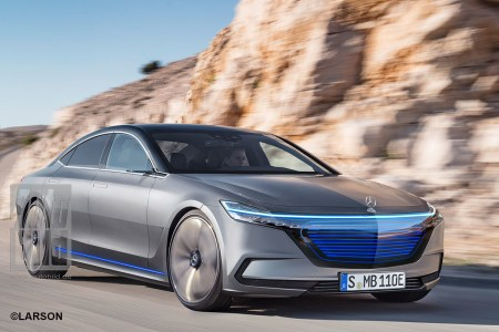 В 2020 году Daimler выпустит премиальный электрический седан Mercedes EQ S и сделает Smart исключительно электромобильным брендом не только в США, но и в Европе