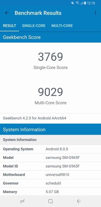 Обзор смартфона Samsung Galaxy S9+ - ITC.ua