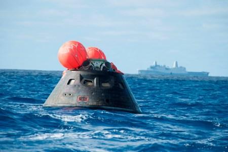 Космическая капсула NASA Orion получит более 100 деталей, изготовленных с помощью 3D-печати