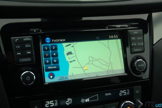 Выбираем Новый Nissan Qashqai, сравнивая три мотора и две комплектации - ITC.ua
