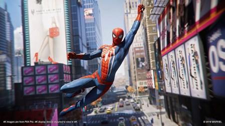 Игра «Marvel Человек-Паук» выйдет 7 сентября 2018 года эксклюзивно на консоли PlayStation 4
