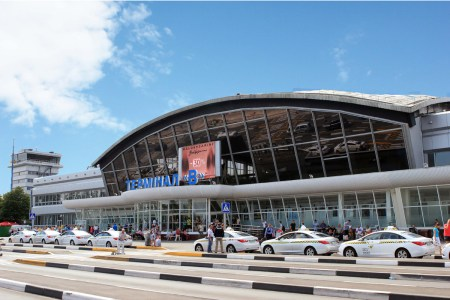 Аэропорт Борисполь построит новую взлетно-посадочную полосу и снесет терминал B