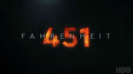 «Мы не рождаемся равными и уравнять нас должен огонь»: Вышел новый трейлер экранизации «451 градуса по Фаренгейту» Брэдбери