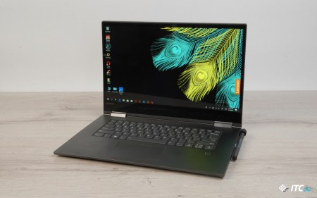 Обзор Lenovo Yoga 730-15